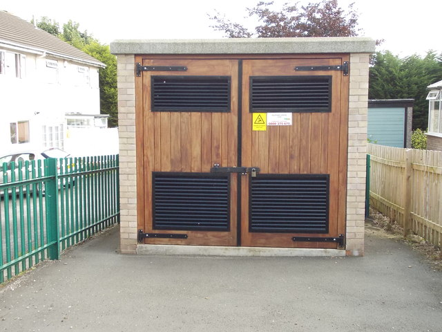 Electricity Substation No 1224 - Heather Grove