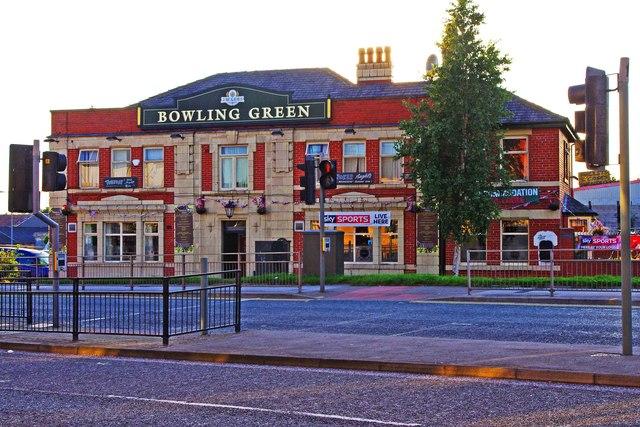Bowling Green Inn (1), 2 Bowling Street, Hollinwood, Oldham