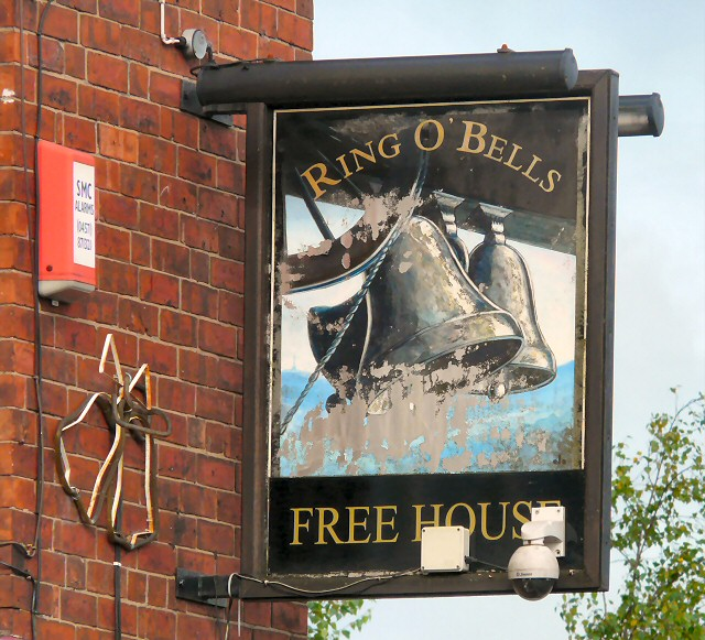 Sign of the Ring o Bells