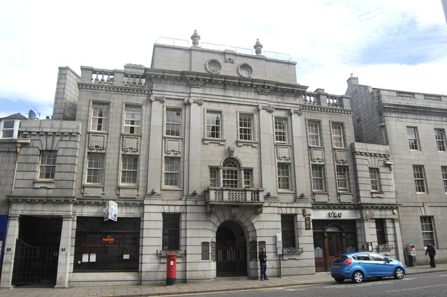 The Prudential Building (23,25 Crown Street), Aberdeen