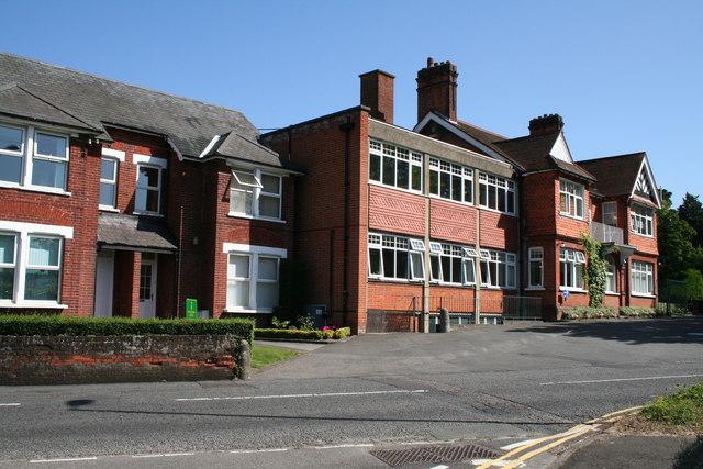 Banstead:  Greenacre School