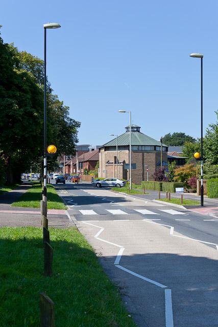 New pedestrian crossing on Stoney Lane