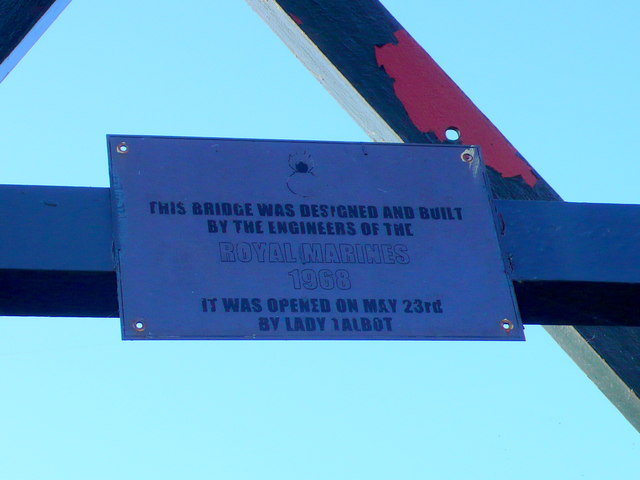 Sign on Coalharbour Bridge