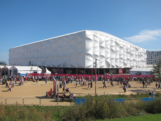 Basketball Arena, Olympic Park