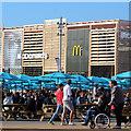 TQ3783 : McDonald's, Olympics Park by Oast House Archive