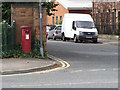 SK8053 : Bedehouse Lane postbox (ref. NG24 1)  by Alan Murray-Rust