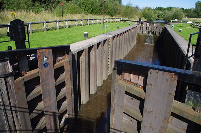 Lock 4, Ribble Link