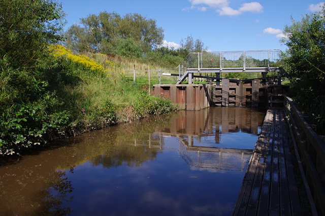 Lock 5, Ribble Link