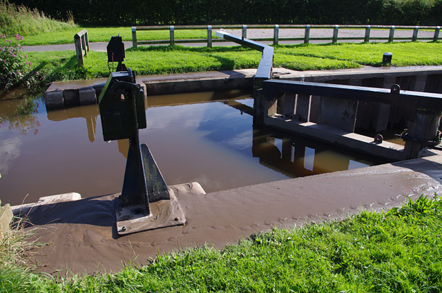Lock 6, Ribble Link