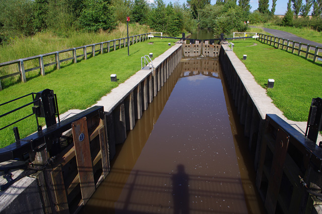 Lock 7, Ribble Link