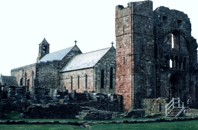 St Mary the Virgin Church at Lindisfarne