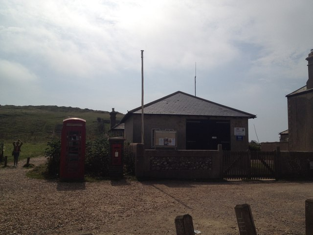Coastguard station, Birling Gap