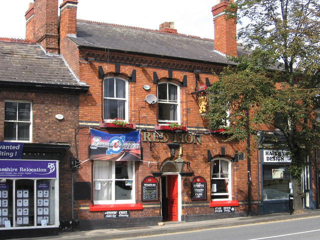 Frodsham - Red Lion
