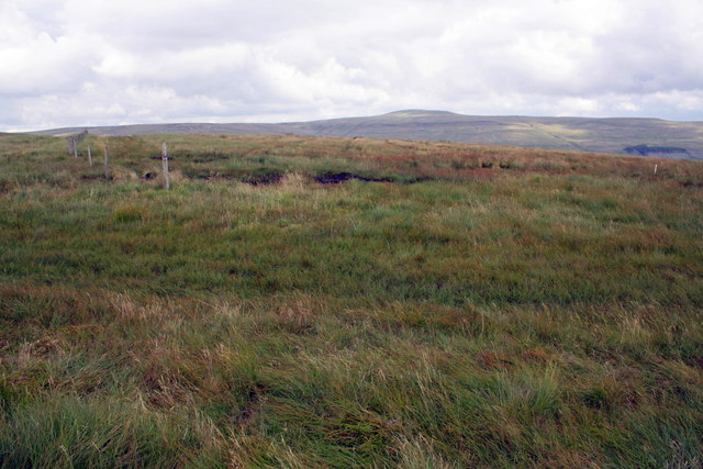 Moorland at Bubble Hill