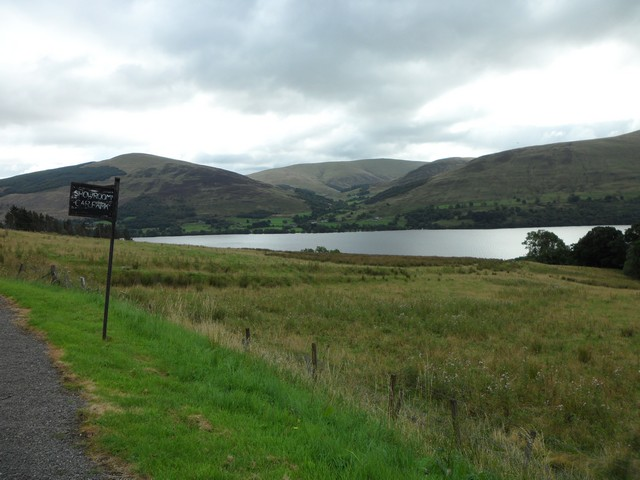 Loch Tay from the A827