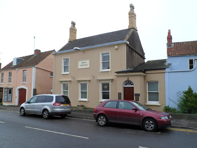 Bank Cottage, Thornbury