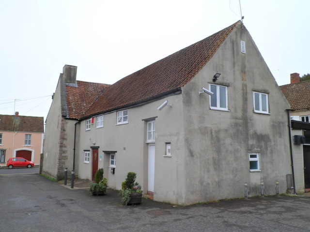 Social club and parish hall, Thornbury