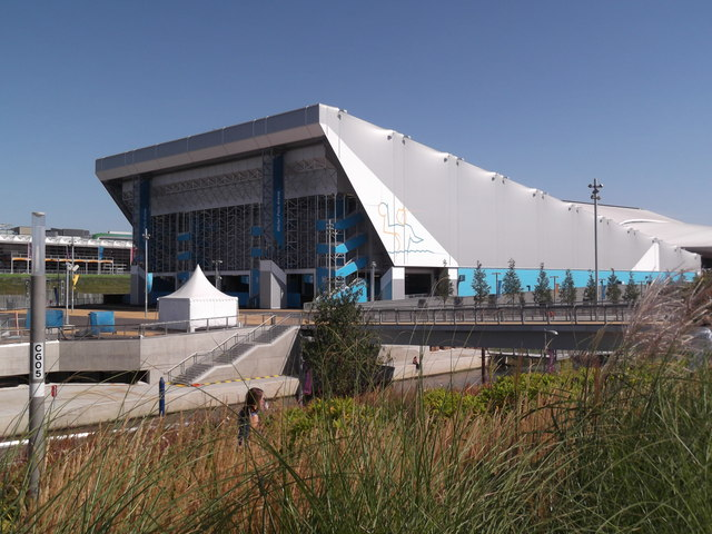 The Water Polo Arena, Olympic Park E15