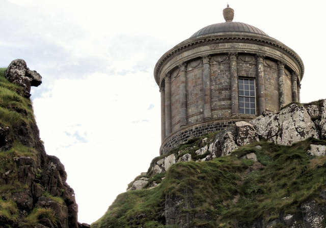 The Mussenden Temple, Downhill