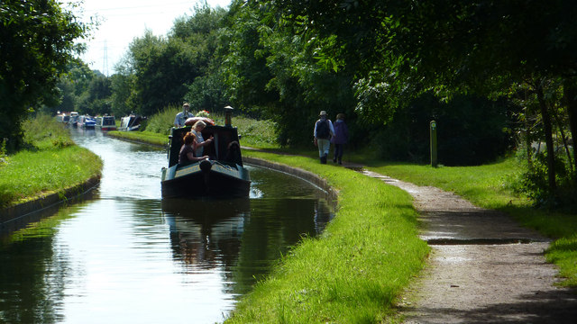 Bridgewater Canal, Dunham Woodhouses/Little Bollington