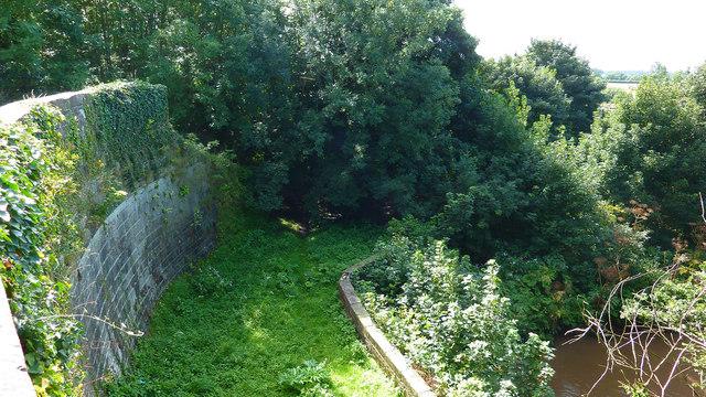River Bollin/Bridgewater Canal Aqueduct