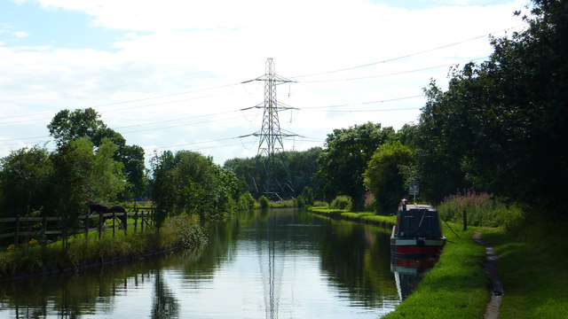 Bridgewater Canal, Little Bollington