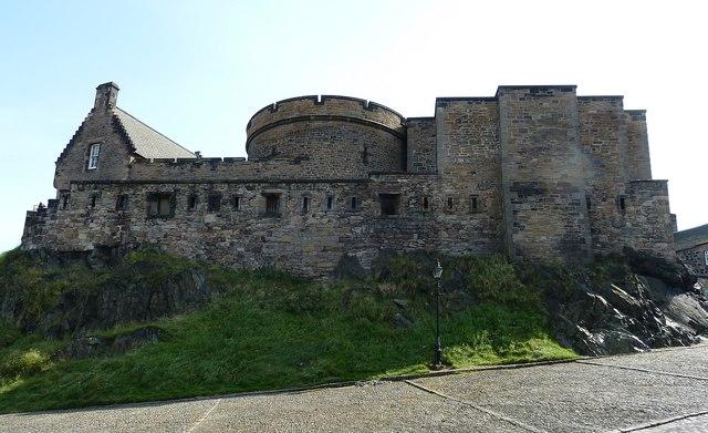 Edinburgh Castle - Buildings of the Inner Ward