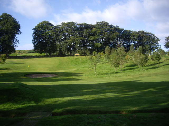 Ninth Hole, Lumphanan