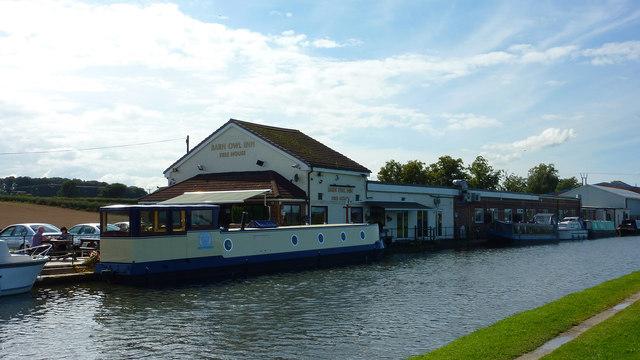 Barn Owl Inn, Bridgewater Canal