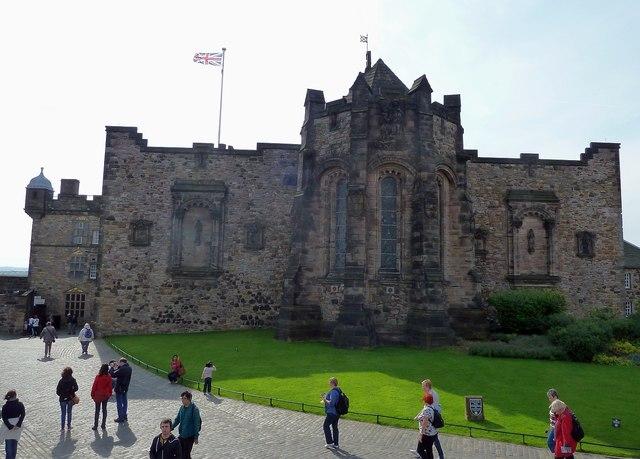Edinburgh Castle - Scottish National War Memorial