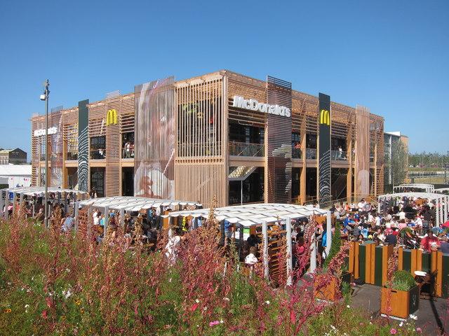 McDonald's, Olympic Park