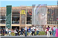 TQ3784 : McDonald's, Olympic Park by Oast House Archive