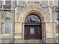 SK7953 : Castle Brewery, entrance by Alan Murray-Rust