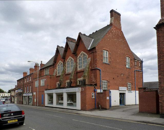 Former Christ Church Schools