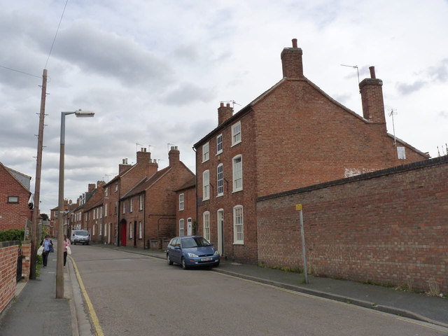 Pelham Street, looking towards Victoria Street