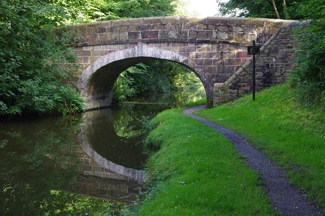 Bridge 25, Lancaster Canal