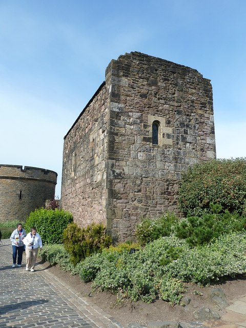Edinburgh Castle - St Margaret's Chapel