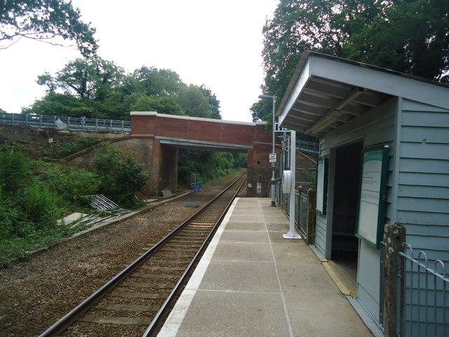 Doleham railway station