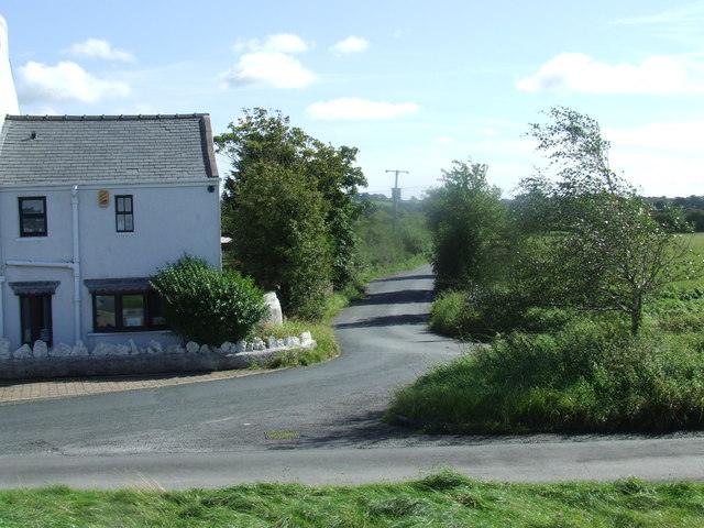 Pasture Lane, near Bolton-le-Sands