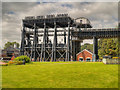 SJ6475 : Anderton Boat Lift in Operation by David Dixon