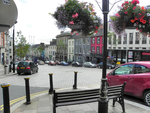 """Townhall Square"", Omagh"