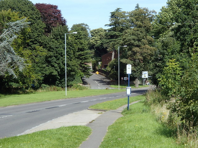A625 at Whirlow Brook