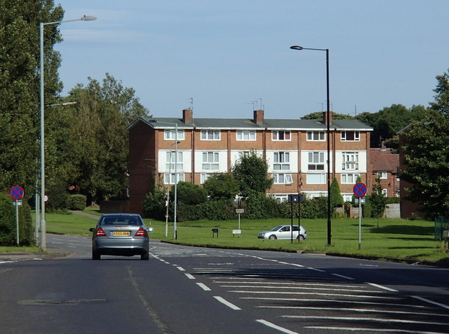 Greenhill Parkway, Lower Bradway