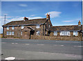 SK0071 : Cheshire:  The 'Cat and Fiddle' public house by Dr Neil Clifton
