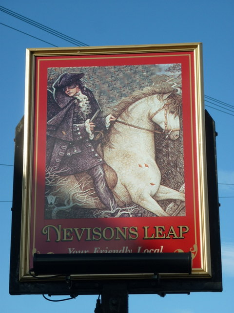 Nevisons Leap public house