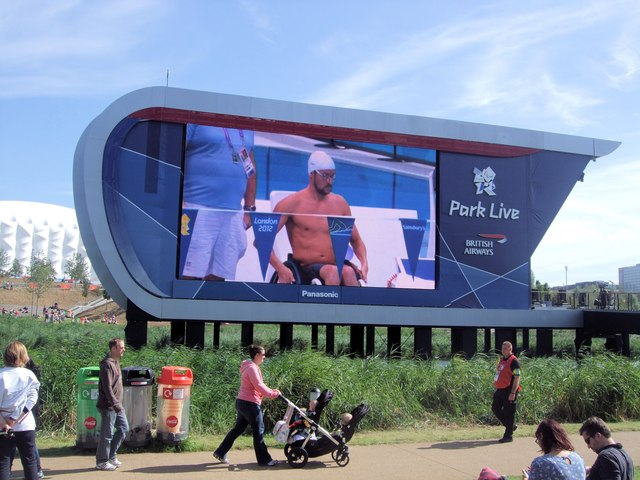 Big Screen - Olympic Park