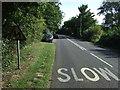 TF1606 : Deeping Road towards Peakirk by JThomas