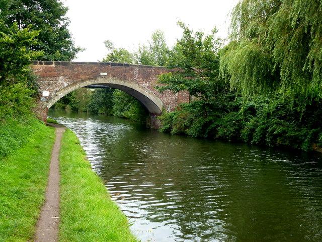 Seamons Moss Bridge, Bridgewater Canal