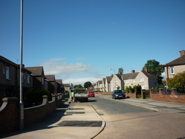 Kershaw Avenue, Airedale