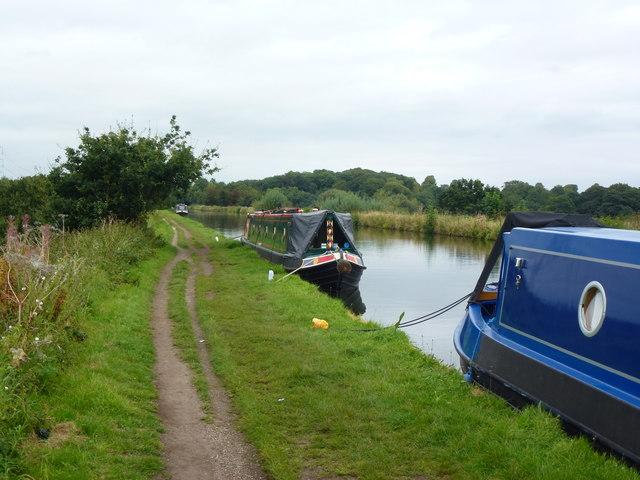 Bridgewater Canal scene